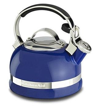 KitchenAid 2.0-quart Full Handle Blue Kettle