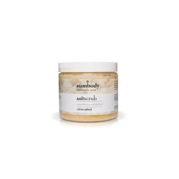 Sumbody Sumbody Pacific Sea Salt Scrub - Citrus Splash 16 fl oz - 16 fl oz
