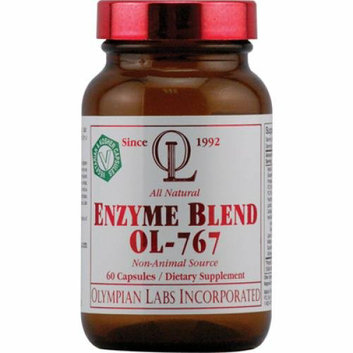 Olympian Labs Enzyme Blend OL-767 60 capsules