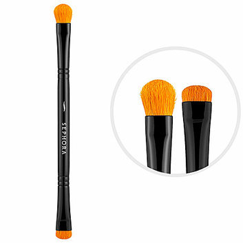 SEPHORA COLLECTION Double-Ended Every Day Eye Brush