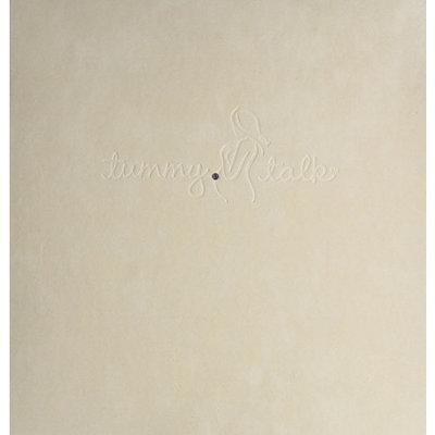 Tummy Talk Pregnancy Journal Album, Peaches and Cream