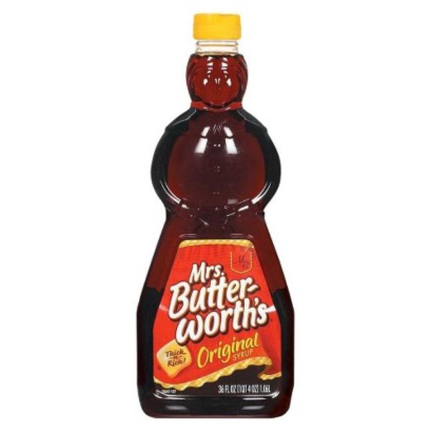 Pinnacle Mrs. Butterworth's Original Pancake Syrup 36-oz.