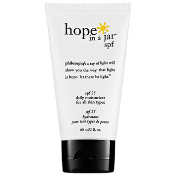 philosophy hope in a jar original spf 25