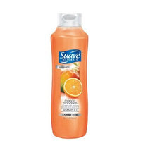 Suave Naturals Shampoo, Mango Mandarin, 22.5Ounce (Pack of 6)