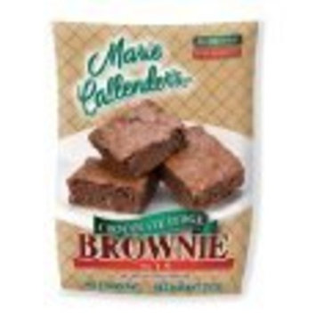 Marie Callender's All Natural Chocolate Fudge Brownie Mix (Pack of 5)