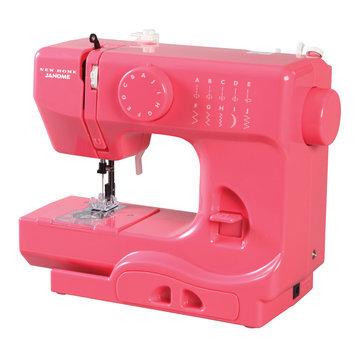 Janome America, Inc. Janome Pink Lightning 1/2 Size Portable Sewing Machine