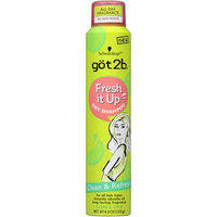 Schwarzkopf® got2b® Fresh It Up Extra Fresh Dry Shampoo