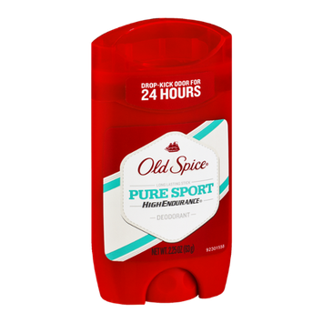 Old Spice High Endurance Deodorant Pure Sport