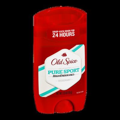 Old Spice High Endurance Deodorant Pure Sport