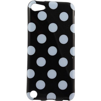 Accellorize Classic Series 890968161666 16166 Case for Apple iPod Touch 5 - Black, White