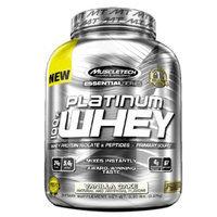 Muscletech Platinum 100% Whey Vanilla Cake