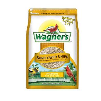 Wagner's Wildlife Food 3 lb. Sunflower Chips Wild Bird Food 57051