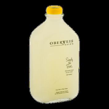 Oberweis Dairy Lemonade
