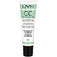 NYX CC Cream - Green Light/Medium