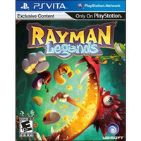 UBI Soft Rayman Legends (PlayStation Vita)