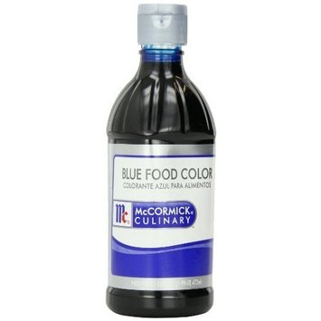 Mccormick Food Coloring, Blue, 16 Ounce