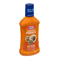 Kraft Anything Dressing Creamy French