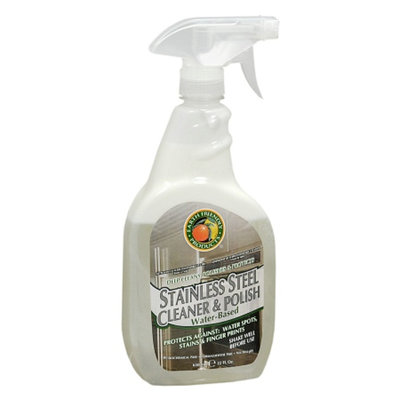 Earth Friendly Products Stainless Steel Cleaner & Polish Spray