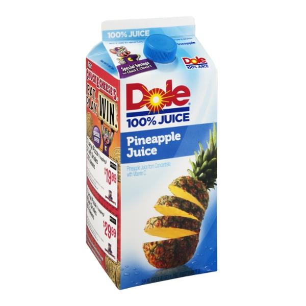 Dole 100% Juice Pineapple Juice