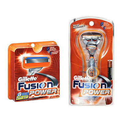 Gillette Power Shave Variety