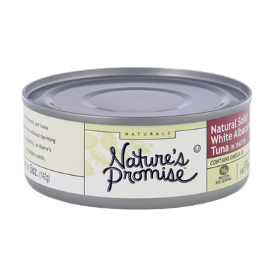 Nature's Promise Naturals Solid White Albacore Tuna