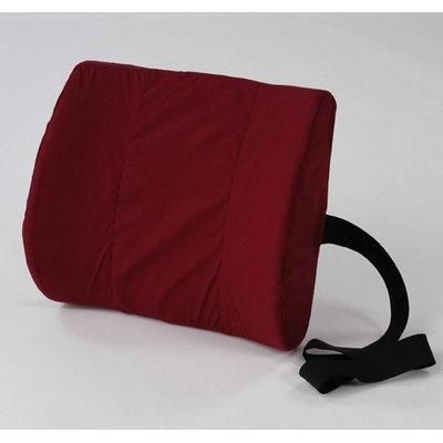 Alex Orthopedics 5323-BK 13' X 15' X 5' Bucket Seat Molded Lumbar Cushion Black