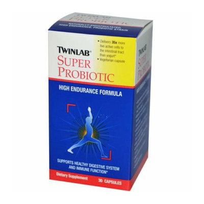 Twinlab Super Probiotic 30 Vegetarian Capsules