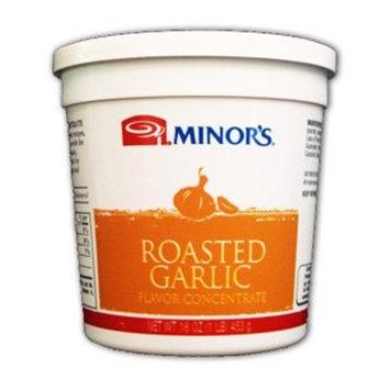 Minor's Garlic Roasted - 1 lb. Jar