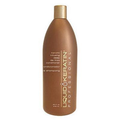 Liquid Keratin Professional Keratin Infusing Deep De-Frizz Conditioner, 33 oz, 33 oz