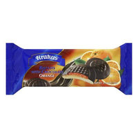 Krakus Orange with Chocolate Biscuits, 4.76 Oz (Pack of 21)