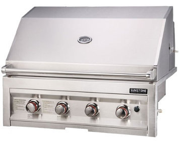 Sunstone SUN4B-NG 4 Burner 34 in. Natural Gas Grill