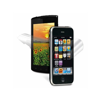 3M Natural View Screen Protectors for Universal Trim-to-fit-Smartphone