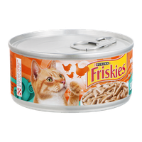 Purina Friskies Savory Shreds with Chicken in Gravy Cat Food