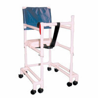 MJM International Adjustable Height Standard Outrigger Walker