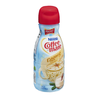 Coffee-mate® Egg Nog Latte Coffee Creamer