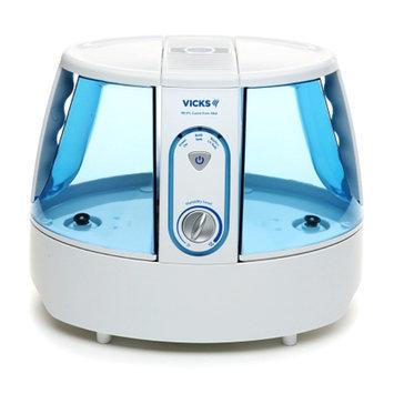 Vicks UV GermFree Warm Mist Humidifier