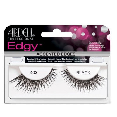 Ardell 403 Edgy Lashes, Black