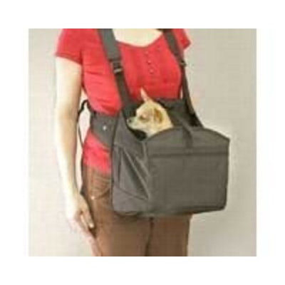 Hunter K9 Designs 85310 Pet Pocket - Black