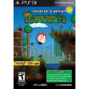 505 Games Terraria Collector's Edition (PlayStation 3)