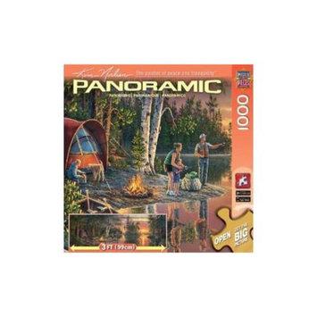 MasterPieces / Kim Norlien Panoramic 1000-piece Puzzle, Catching Memories
