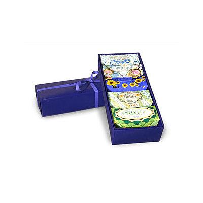 Claus Porto Purple Gift Box of 5 Mini soaps