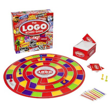 Spin Master Logo Board Game - Spin Master