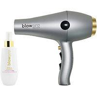 Blow Pro blowpro Titanium Blow Dryer w/ Oud Blow Dry Spray