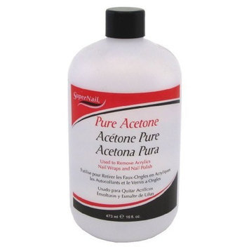 SuperNail Pure Acetone (Case of 6)