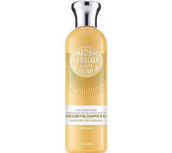 Madam C.J. Walker Beauty Culture Jamaican Black Castor & Murumuru Oils Pure Clarifying Shampoo With ACV