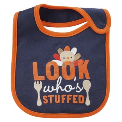 Just One You Made by Carter's Just One YouMade by Carter's Newborn Look Who's Stuffed Bib -
