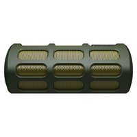 Philips Shoqbox SB7200 Portable Speaker - Green (SB7220/37)