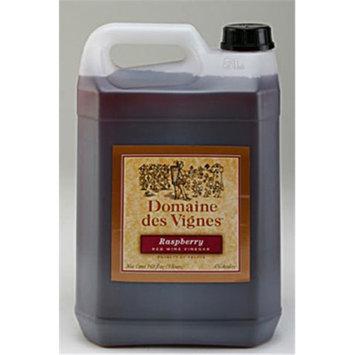 Domaine des Vignes 17506 5 litre Raspberry Vinegar Pack of 4