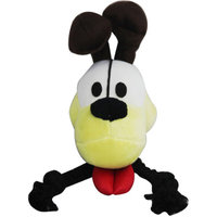 Odie Plush Toy with Ropes