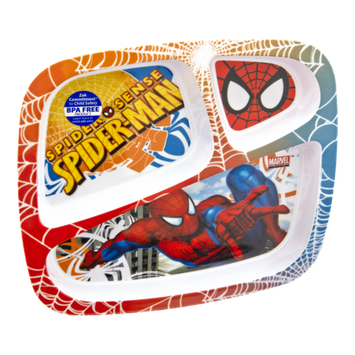 Zak Spider Sense Spider-Man 3 Section Tray